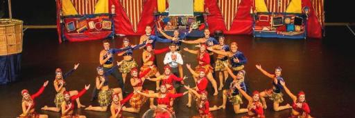 TAF Deutsche Meisterschaft Showdance Formationen