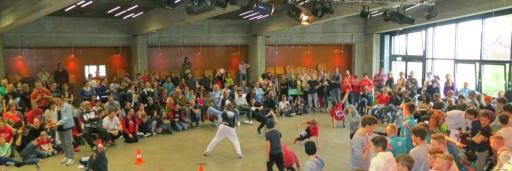 TAF Deutsche Meisterschaft Breakdance & Electric Boogie
